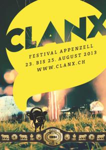 Flyer Clanx 2013 Seite 1